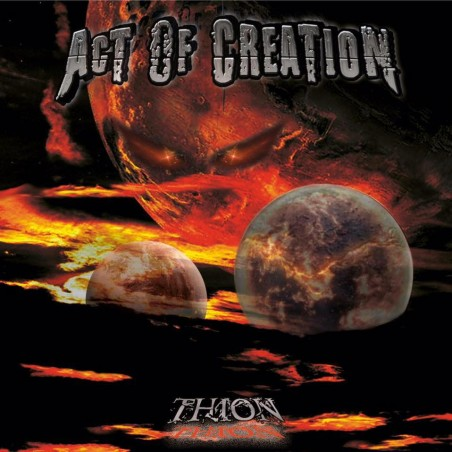 Act of Creation - Thion (CD)