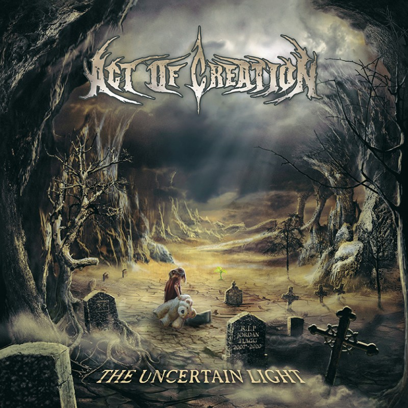 Act of Creation - The Uncertain Light (CD)